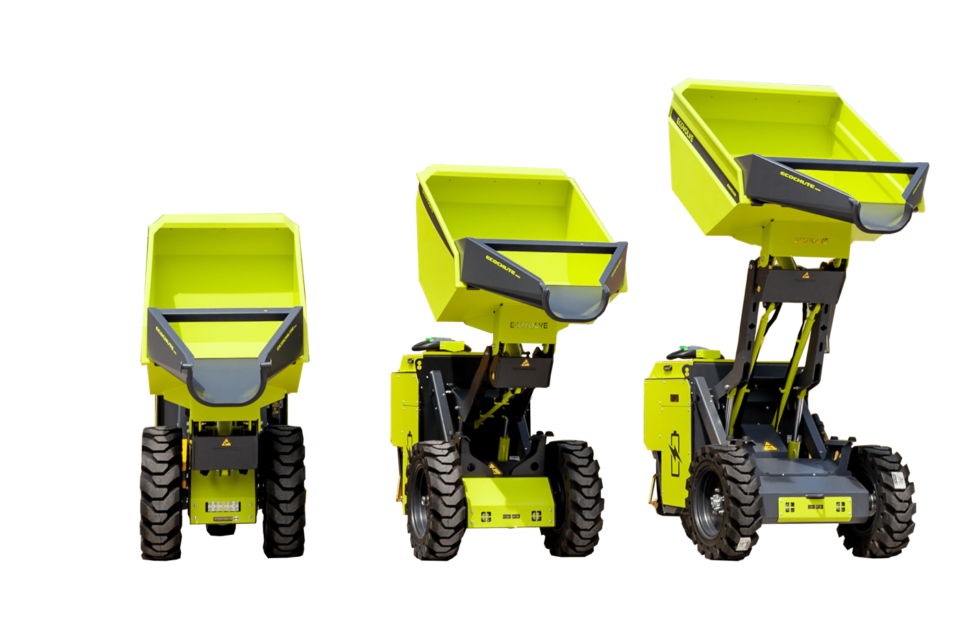 Ecovolve dumpers